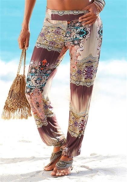 Купить пляжные брюки