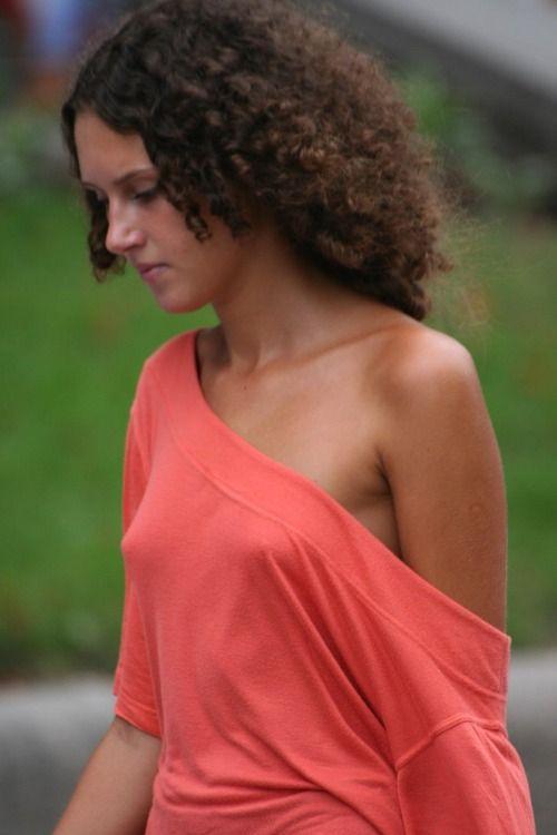 Visible Nipples | tiny tits | Pinterest