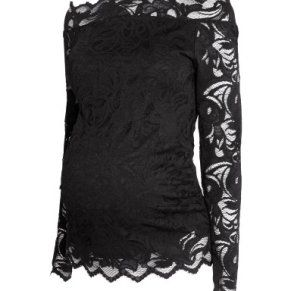 H&M MAMA Maternity - Spooky stylish maternity clothes for the goth momma on spookyandsweet.com