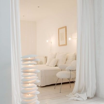 41 Modern And Luxury White Interior Design Ideas 2013 Pictures