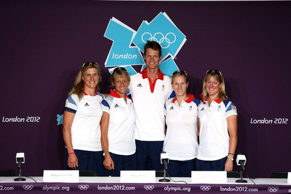 Zara Phillips Photo - Olympics - Previews - Day - 1
