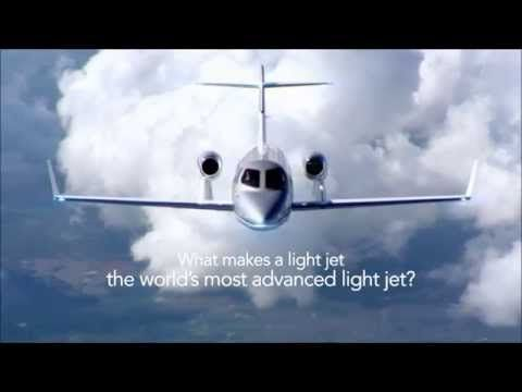 HondaJet Opening video ( EBACE2014 ) - YouTube
