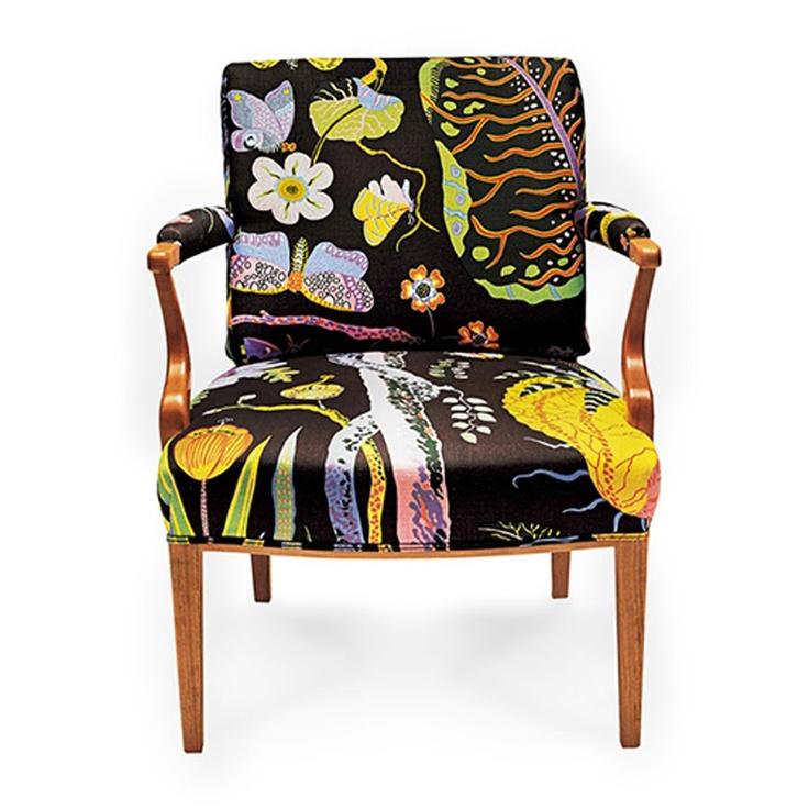 Sweden Luxury Homes: Swedish Luxury Furniture Designed By Svenskt Tenn