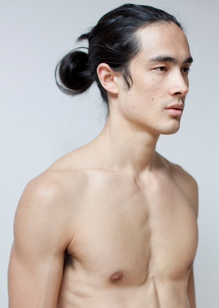 cool japan long hairstyles for men ponytail kurt cobain pinterest. Black Bedroom Furniture Sets. Home Design Ideas