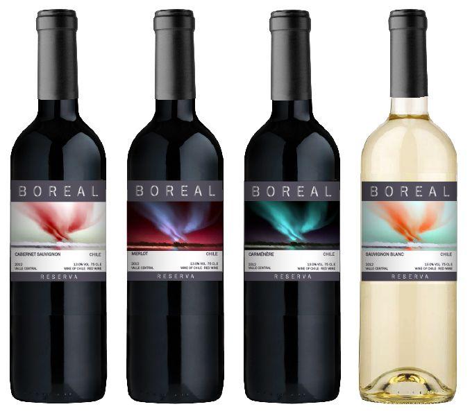 Boreal Wine Range