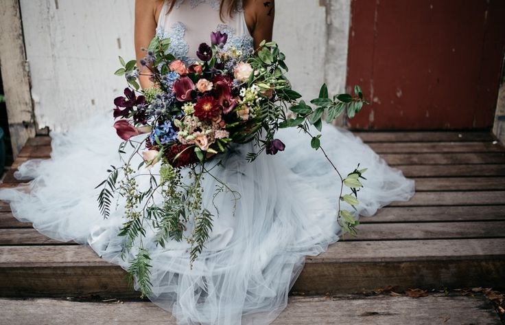 REVERIE | Woods & Bloom Bouquet Design | Photographer | Peppermint Photography