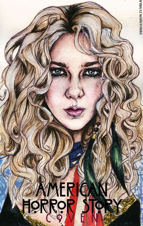 lily rabe american horror story misty - Google Search