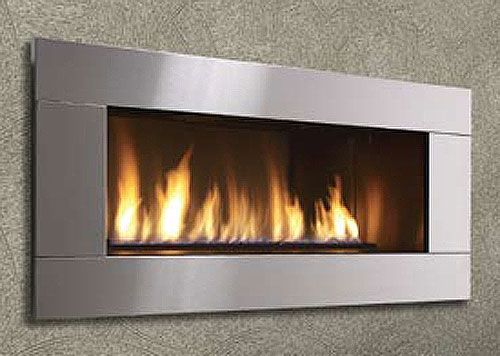 LARGE MODERN GAS FIREPLACE INSERTS - Google Search