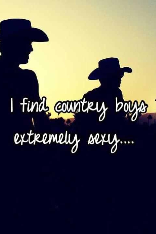 Exactly especially mine country girl pinterest for Tough exterior quotes