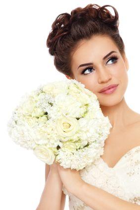Fresh Wedding Makeup Ideas