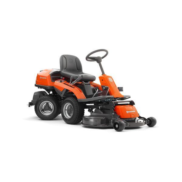 Rider Husqvarna 214Tc | electrictools.gr