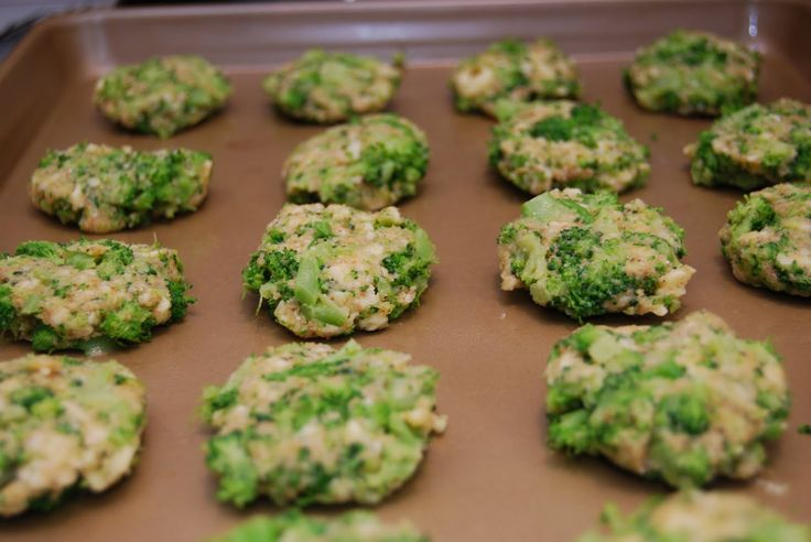Broccoli & Cheddar Cheese Nuggets 1 16-oz Package frozen broccoli ...
