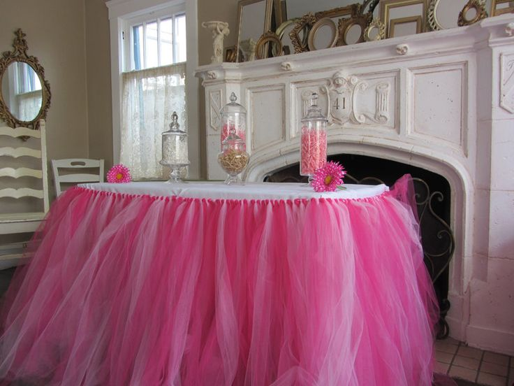 25+ Unique Tutu Tablecloth Ideas On Pinterest | Kids Party Tables, Candy  Themed Party And Kids Party Decorations