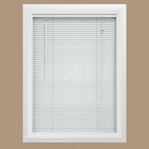 Mini Blinds For Picture Windows