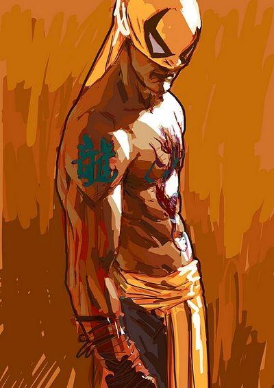 Iron Fist - artist?