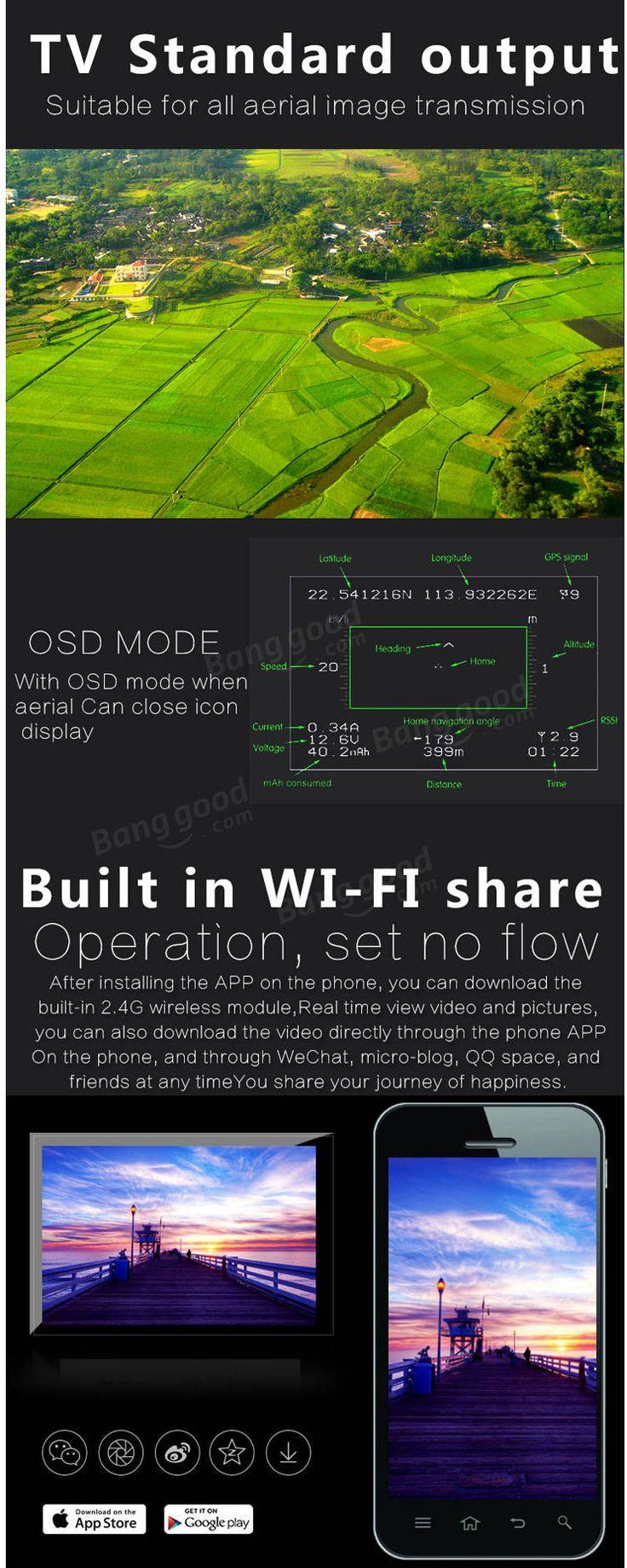 COTUO CS96 4K Novatek 96660 HD WiFi 1080P 20MP Waterproof Sport Action Camera