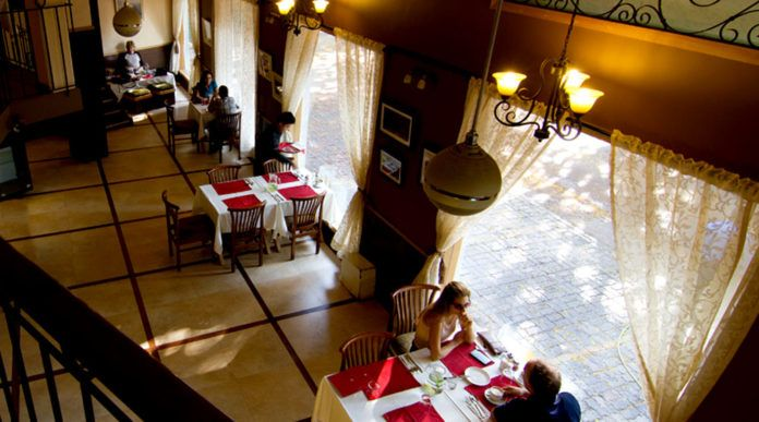 The Flour Works  Pune's most loved continental restaurant