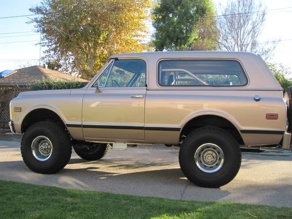 72 K5 Blazer For Sale Craigslist >> '72 Blazer | Dream Garage | Pinterest