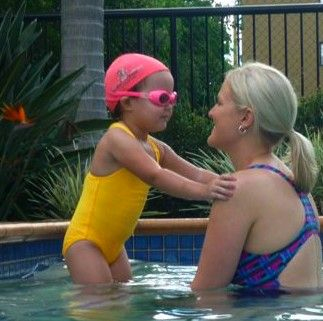 Instructional videos, lesson plans, etc. - teach your child how to swim