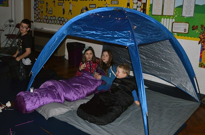 Workington School Children don Pyjamas for Fundraiser http://www.cumbriacrack.com/wp-content/uploads/2017/01/Under-tent.jpg School children from St Mary's Catholic Primary School are spending the night away from home in aid of the Winter Warmth Appeal    http://www.cumbriacrack.com/2017/01/25/workington-school-children-don-pyjamas-fundraiser/