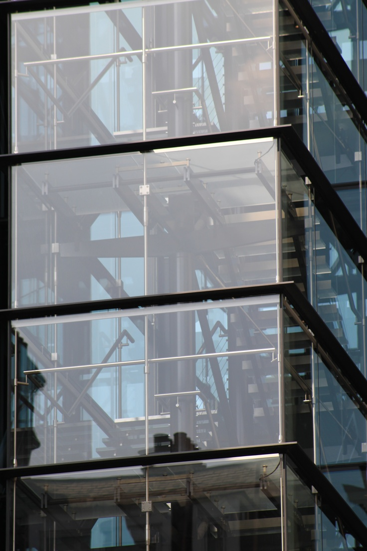 Glass Stair Towers : Best images about stairs on pinterest elevator