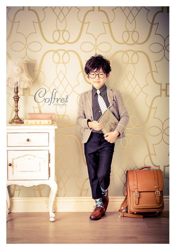 先日のお客様 *つばさくん なぎさちゃん* Coffret photography staff blog