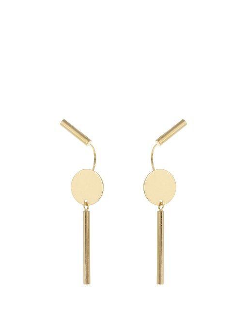 Isabel Marant Josef Maria earrings