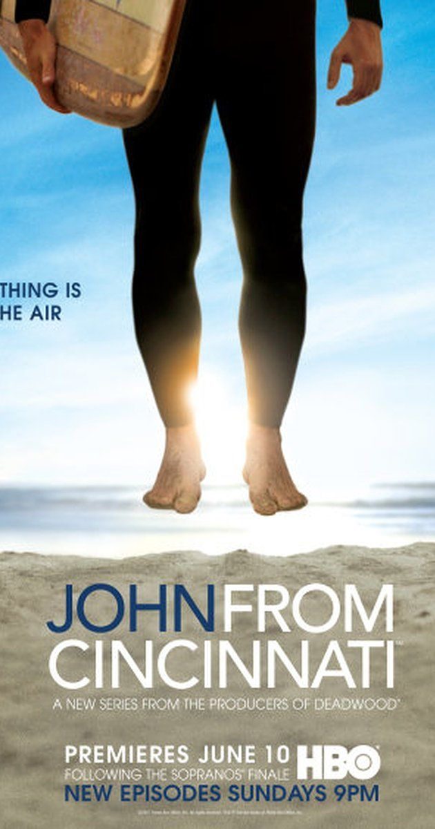 Created by David Milch, Kem Nunn.  With Rebecca De Mornay, Greyson Fletcher, Willie Garson, Luis Guzmán. In Imperial Beach, California, the dysfunctional Yost family intersects with two new arrivals to the community: a dim-but-wealthy surfing enthusiast (Nichols) and man spurned by the Yosts years ago.