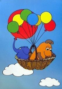 Die Sendung mit der Maus - Die Maus und der Elefant: Luftballons Kleinformat