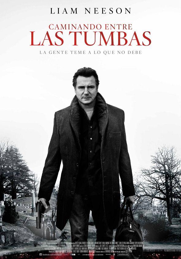 Tráiler en español de 'Caminando entre las tumbas (A walk among the Tombstones)'