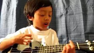 """""""Happy Birthday"""" Song (ukulele with Lance) - YouTube"""