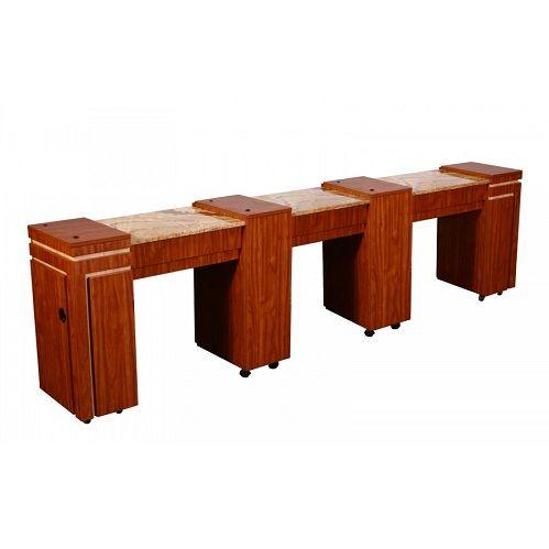 Carina Manicure Table Cherry D