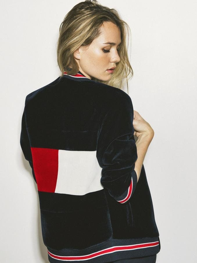 Tommy Hilfiger Throws Back to Fashion's Favorite Era With a New Capsule Collection