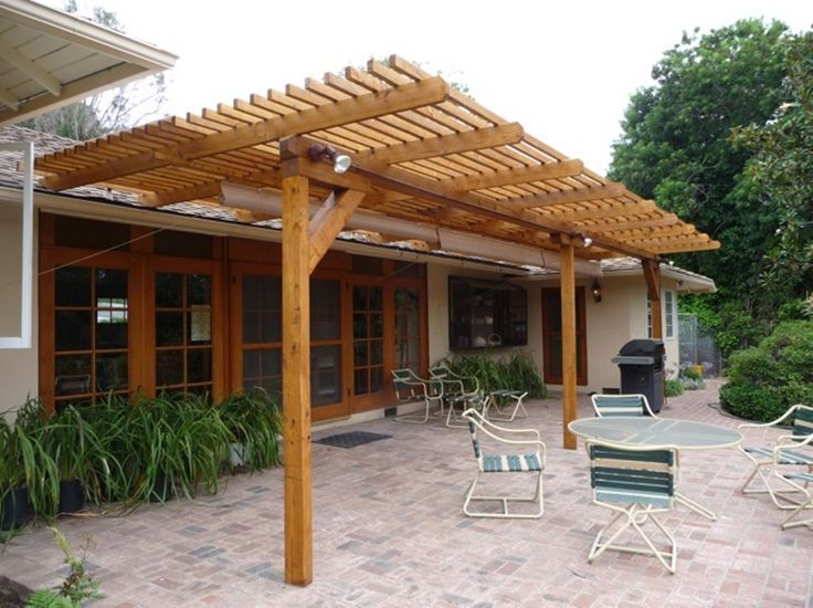 Best covered wood patio ideas on a budget 2014 outdoor for Outdoor living ideas on a budget