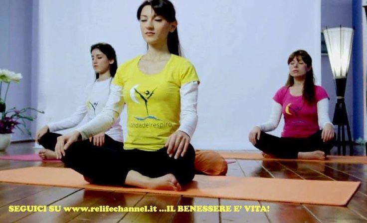 """""""I nostri corpi sono i nostri giardini, le nostre volontà sono i nostri giardinieri""""    #yoga #antistress #video http://www.relifechannel.it/video-yoga-gestione-dello-stress-parte-1"""