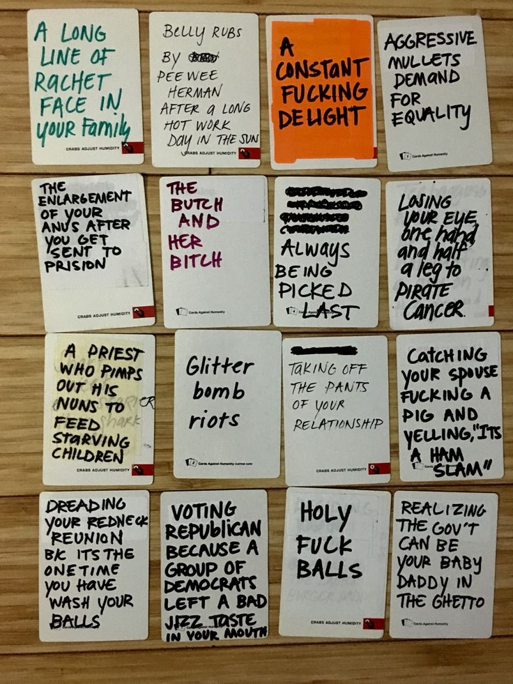 Awesome ideas for white blank cards in cards of humanity or DIY your own deck of cards of ...