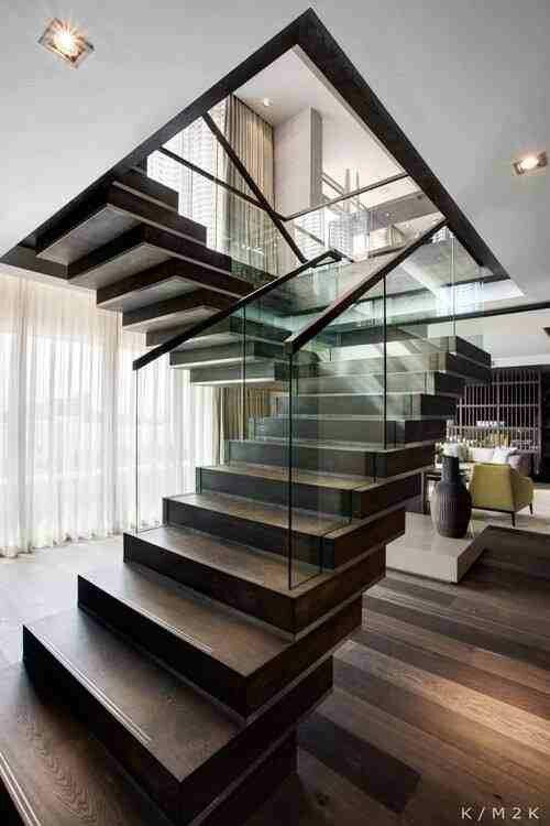 Minimal stair
