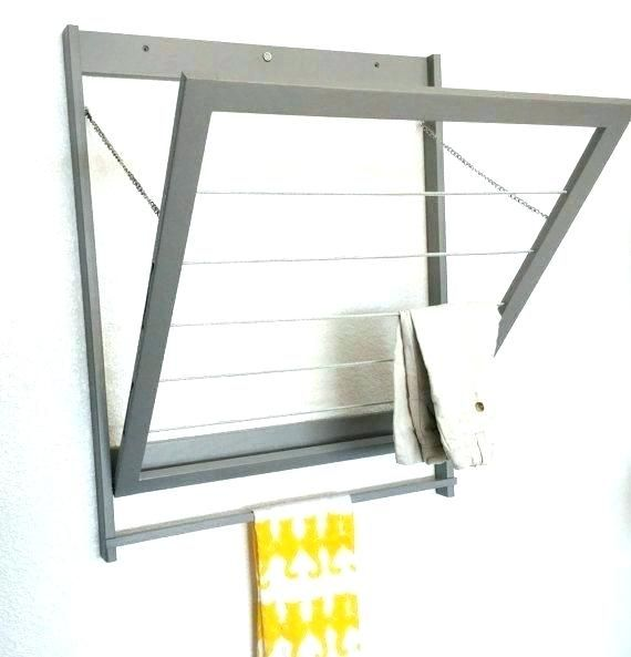 Best Clothes Drying Rack Wall Mounted Dryer