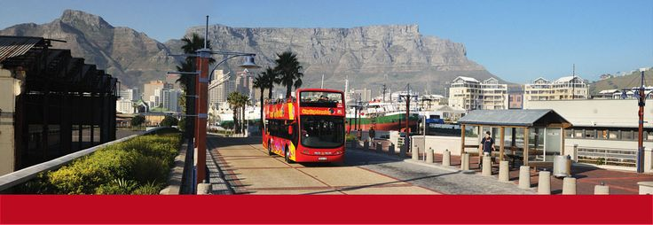 Loved this bus!  I took it more than once.  The best way to get from point A to point B in many cases, and very informative.  Also loved the vast selection of languages available for the audio. City Sightseeing #CapeTown Hop on Hop off Red Bus #southafrica