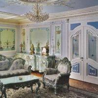 Интерьеры: стиль классицизм
