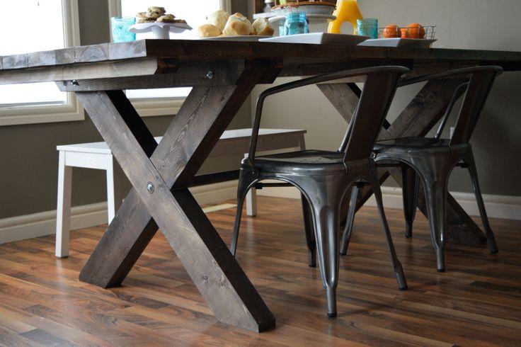 Rustic furniture edmonton custom designs william rae for Dining room tables kijiji edmonton