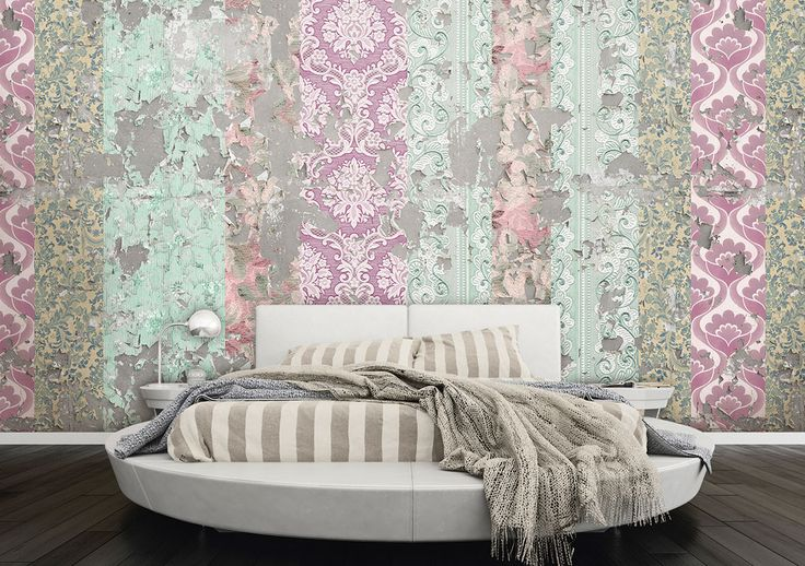 Forever Now: Carta da parati Pop // Pop Wall Covering by Glamora