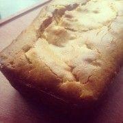 Speltcake met honing en appel, recept van plukdedag.info