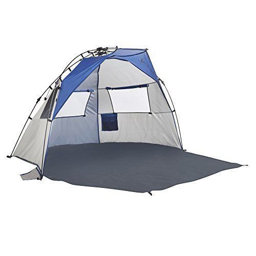 Beach Tent Sun Shelter Pool Camping Summer Family Protection Canopy Outdoor    #BeachTent #Beach