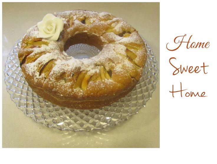 torta di mele di mamma