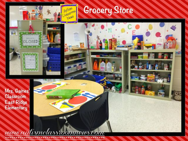Functional Elementary Classroom Elements - Autism Classroom Resources