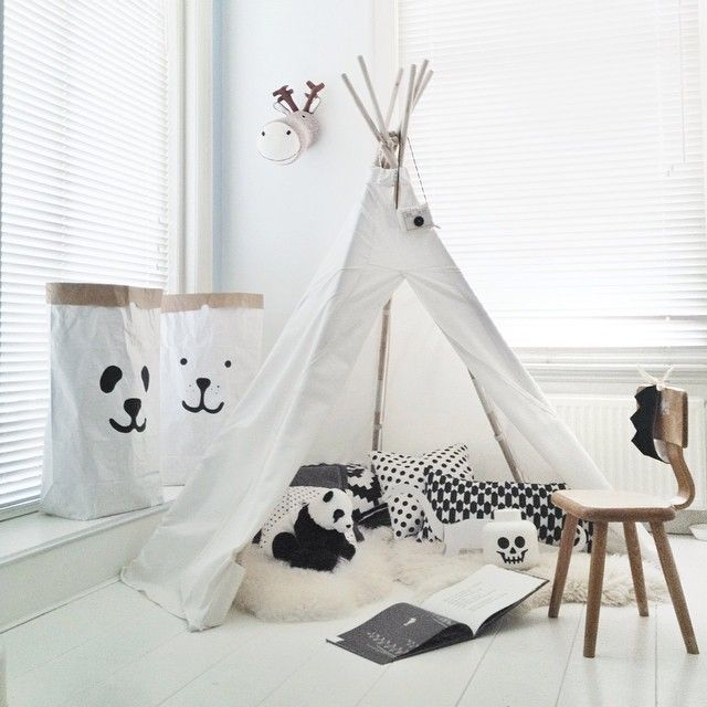 Maaike Koster (@mydeernl) | H I S  R O O M // little Luca' s room. He loves his new storage bags and so do I! Thank you @tellkiddo  #tellkiddo #storagebags #kidsroom | Intagme - The Best Instagram Widget
