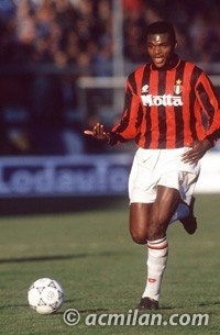 8. MARCEL DESAILLY -     Date of birth: 1968-09-07,       Place of birth: Accra (Ghana),       Role: Midfielder