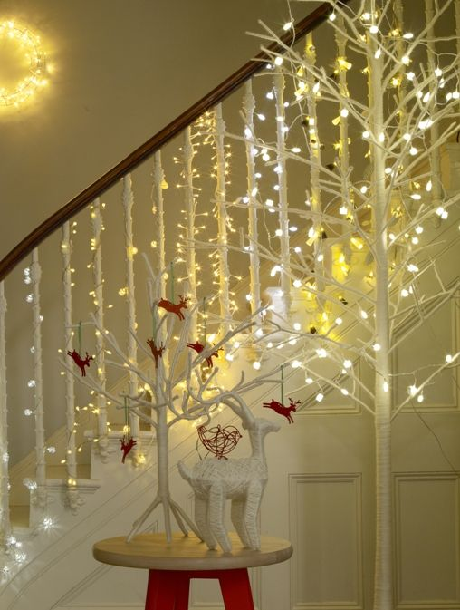 Christmas decorations  For more inspirations visit: http://homedecorideas.eu/  #christmasideas #christmasdecor #luxuryhomes