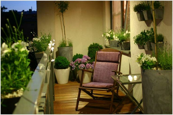 My dream balkon